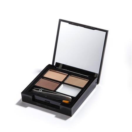 Kit Pentru Sprancene MAKEUP REVOLUTION Focus Fix Light Medium